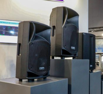 FBT JMaxX 110A 112A 114A monitor stage pa audio live pro strumenti musicali