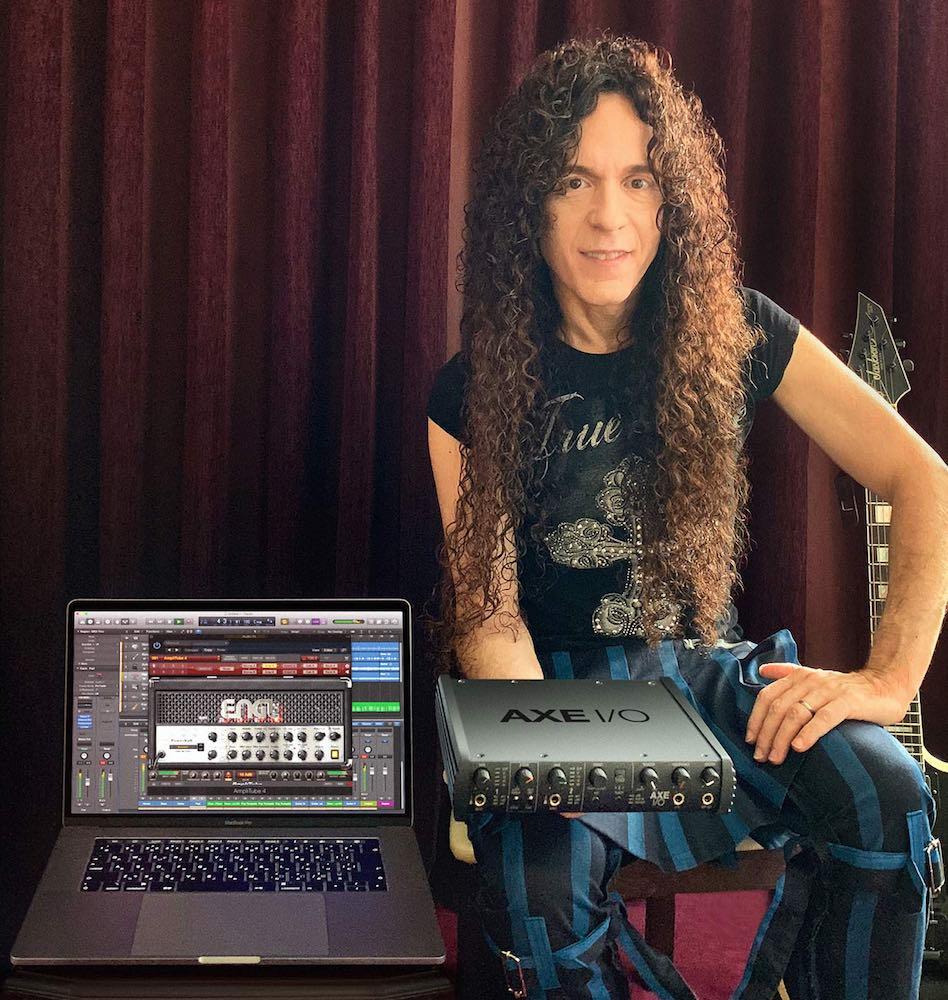 Ik Multimedia Marty Friedman chitarra guitar axe endorser strumenti musicali