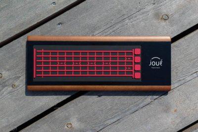 Joue Grand Fretboard keyboard tastiera controller midi wireless strumenti musicali
