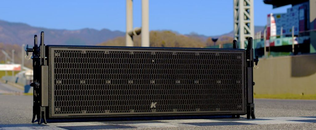 K-array KH2 mugello line array pa audio pro exhibo strumenti musicali