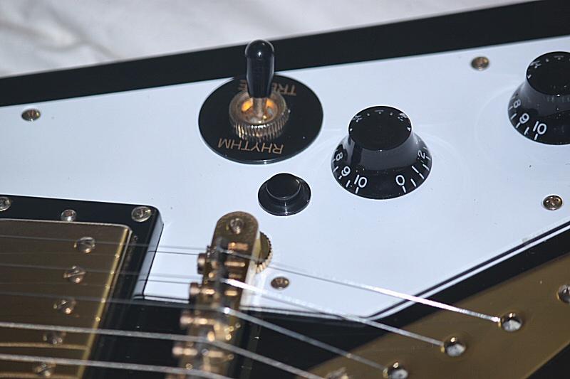 kill switch gibson flying v chitarra