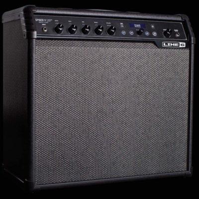 Line 6 Spider V-120 mkII amp chitarra bass guitar yamaha strumenti musicali