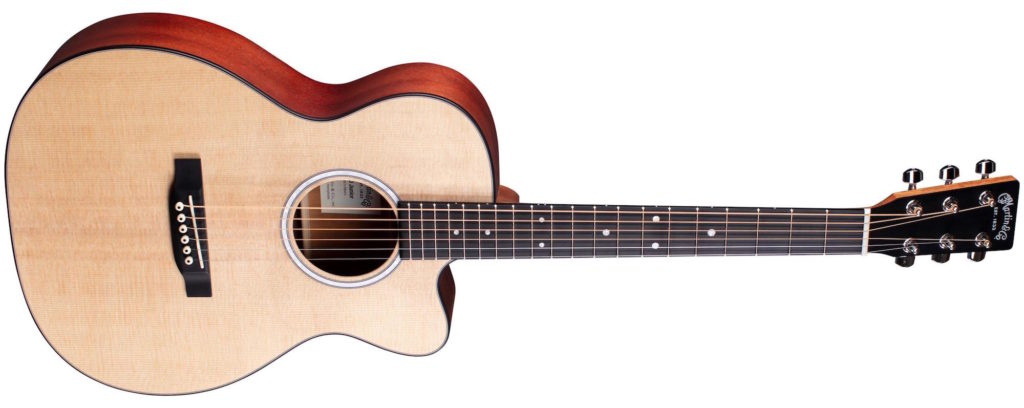 Martin 000CJr-10E chitarra acoustic acustica guitar music travel eko music group strumenti musicali