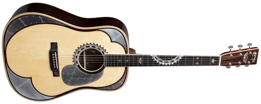 Martin American Chopper Custom chitarra acoustic acustica guitar music travel eko music group strumenti musicali