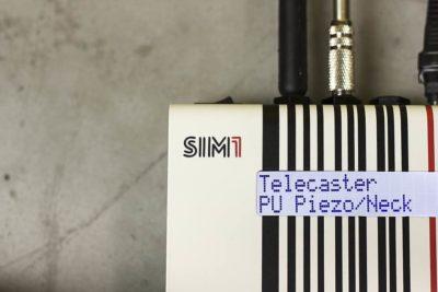 SIM1 XT-1 chitarra guitar profiler profilatore update hardware aggiornamento soundwave strumenti musicali