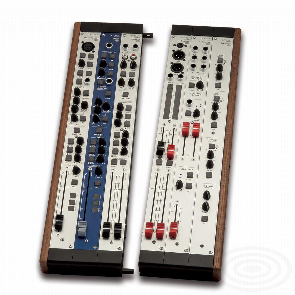 Schertler Arthur mixer live studio pro audio aramini strumenti musicali