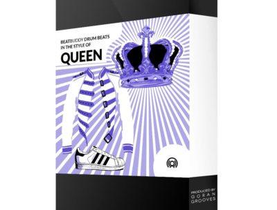Singular Sound BeatBuddy Queen Collection chitarra guitar drums fx frenexport strumenti musicali