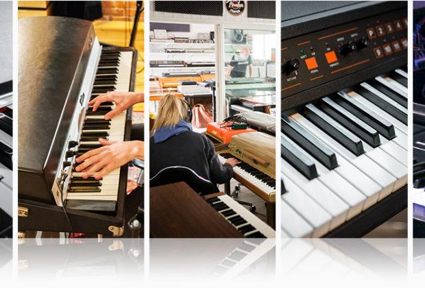 UVI Key Suite Electric virtual instrument producer bundle strumenti musicali