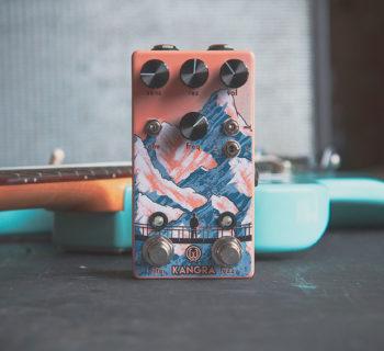 Walrus Audio Kangra Filter Fuzz pedale stomp stompbox fx chitarra guitar face distribution strumenti musicali