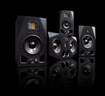 Adam Audio AX a3x a5x a7x a8x a77x monitor studio rec mix midi music audiofader