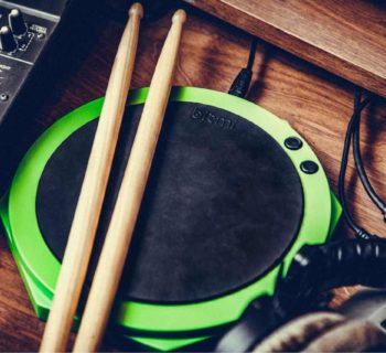 Bitmi Drum Pad perform midi usb studio strumenti musicali