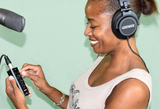 CEntrance Cerene dB cuffia headphones studio pro audio rec mix strumenti musicali