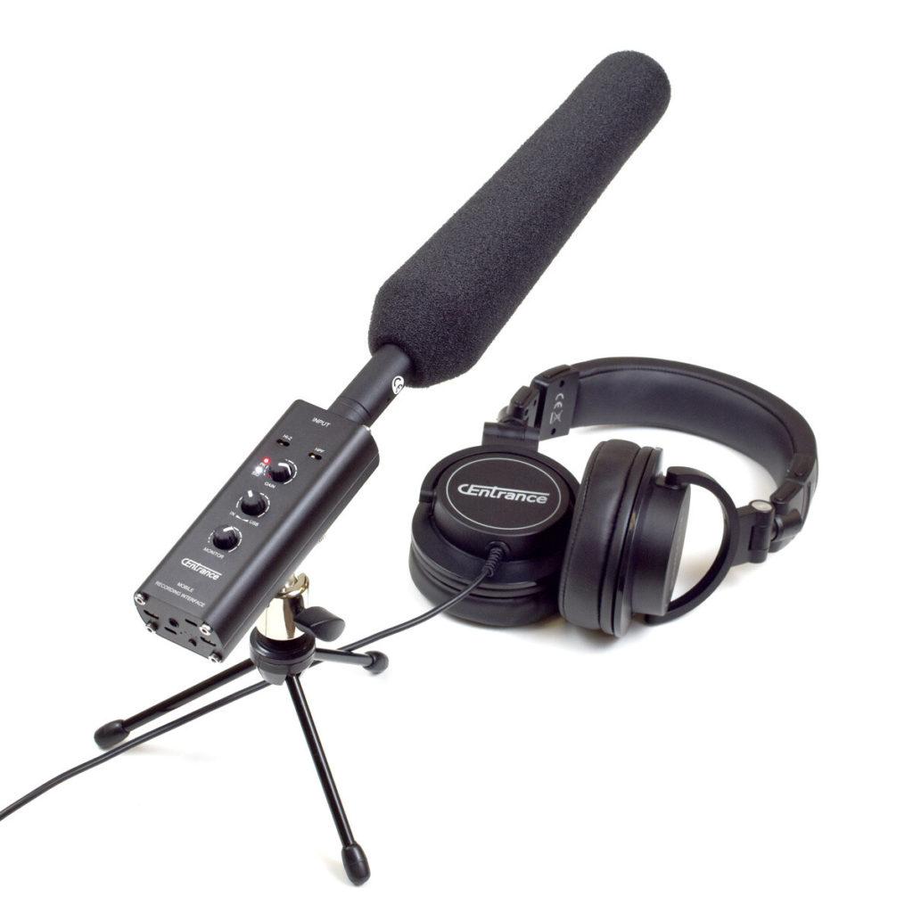 CEntrance MicPort Pro 2 interfaccia audio mobile smartphone tablet strumenti musicali