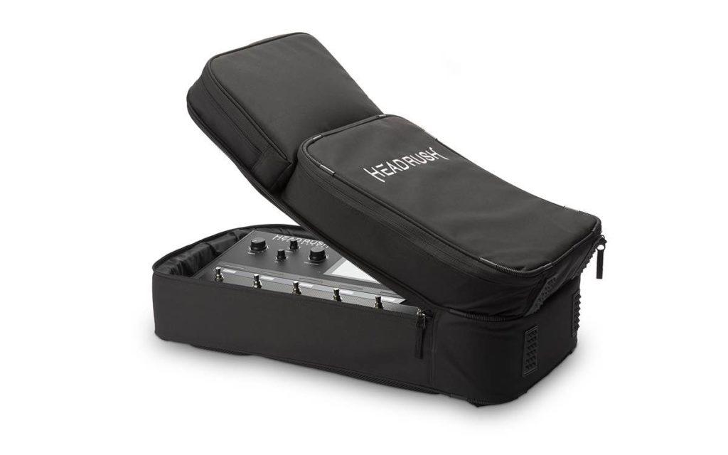 HeadRush Backpack looperboard gigboard pedalboard pedaliera chitarra accessori soundwave strumenti musicali