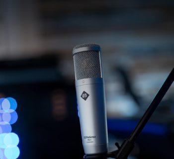 PreSonus PX-1 mic condensatore studio rec home project pro midi music strumenti musicali