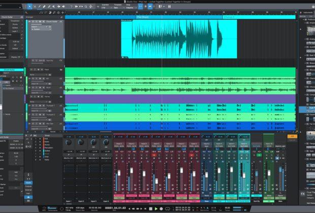 PreSonus Studio One 4.5.3 update aggiornamento software daw midi music audiofader