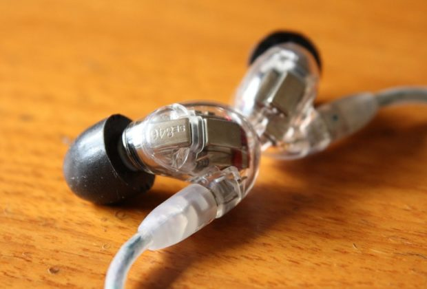 Shure SE846-CL in-ear monitor wireless audio pro live perform prase audiofader
