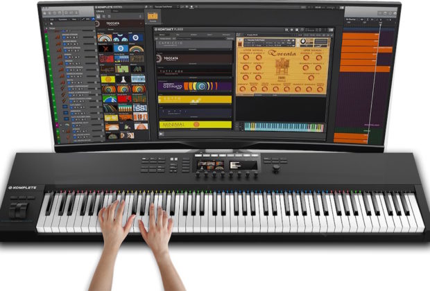 Sonokinetic Toccata sample library virtual instrument organ strumenti musicali