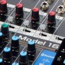Tascam Model 16 hardware mixer rec live studio aeb strumenti musicali