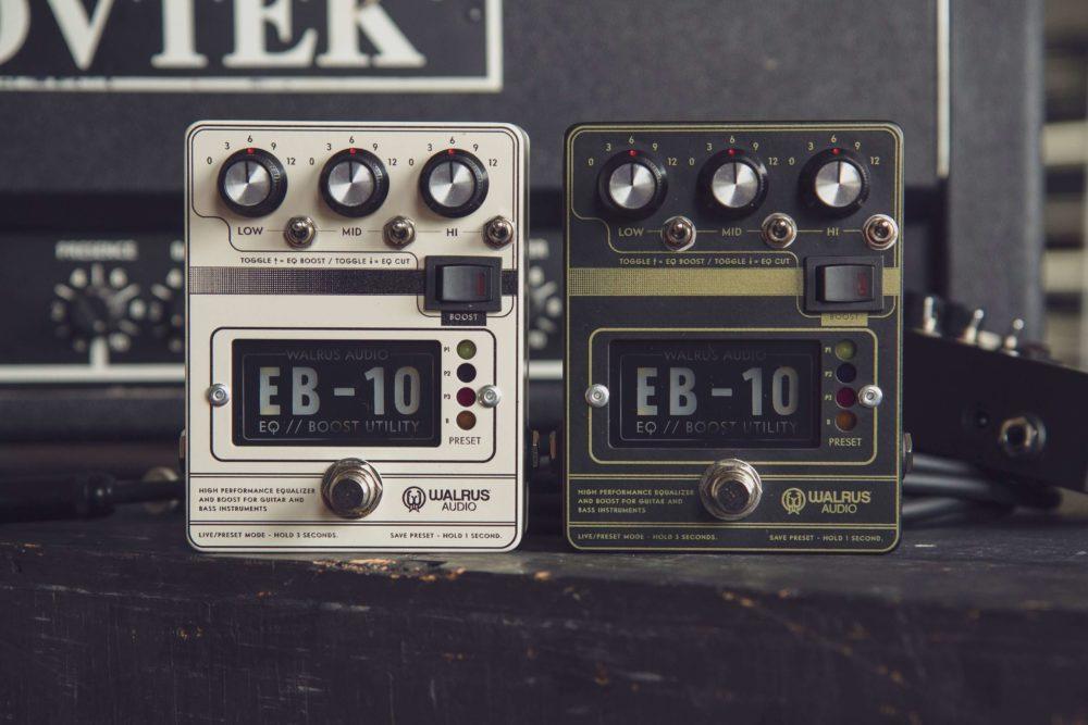 Walrus Audio EB-10 strumenti musicali