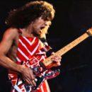 Eddie Van Halen chitarra strumenti musicali