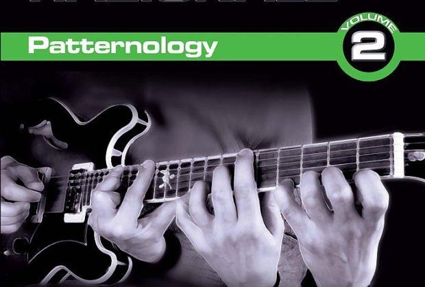 patternology-tecnica-razionale-per-chitarra-volume-2-libro-dvd strumenti musicali