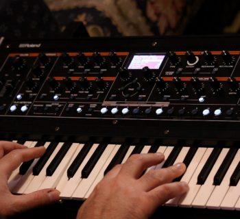 jupiter-x roland synth tutorial gattobus strumenti musicali