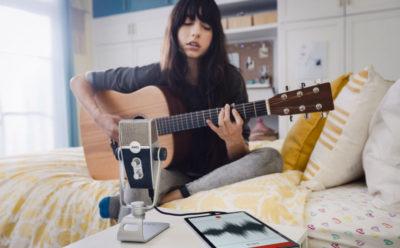 AGK Lyra rec mic usb leading tech strumenti musicali