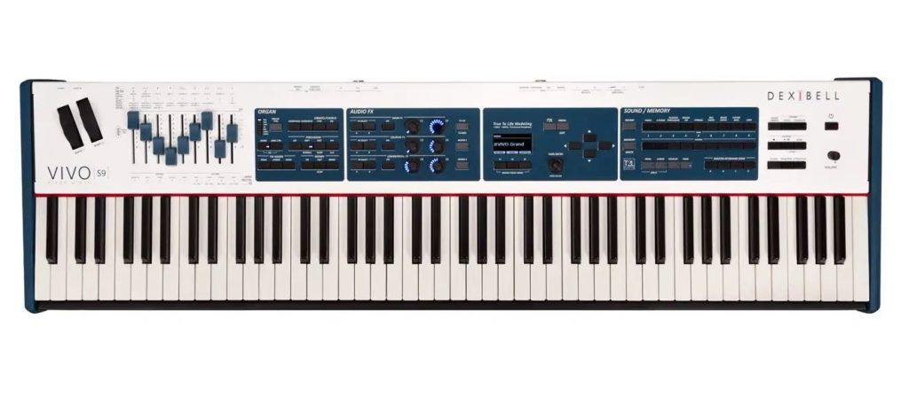 Dexibell S9 tastiera stage piano keyboard strumenti musicali