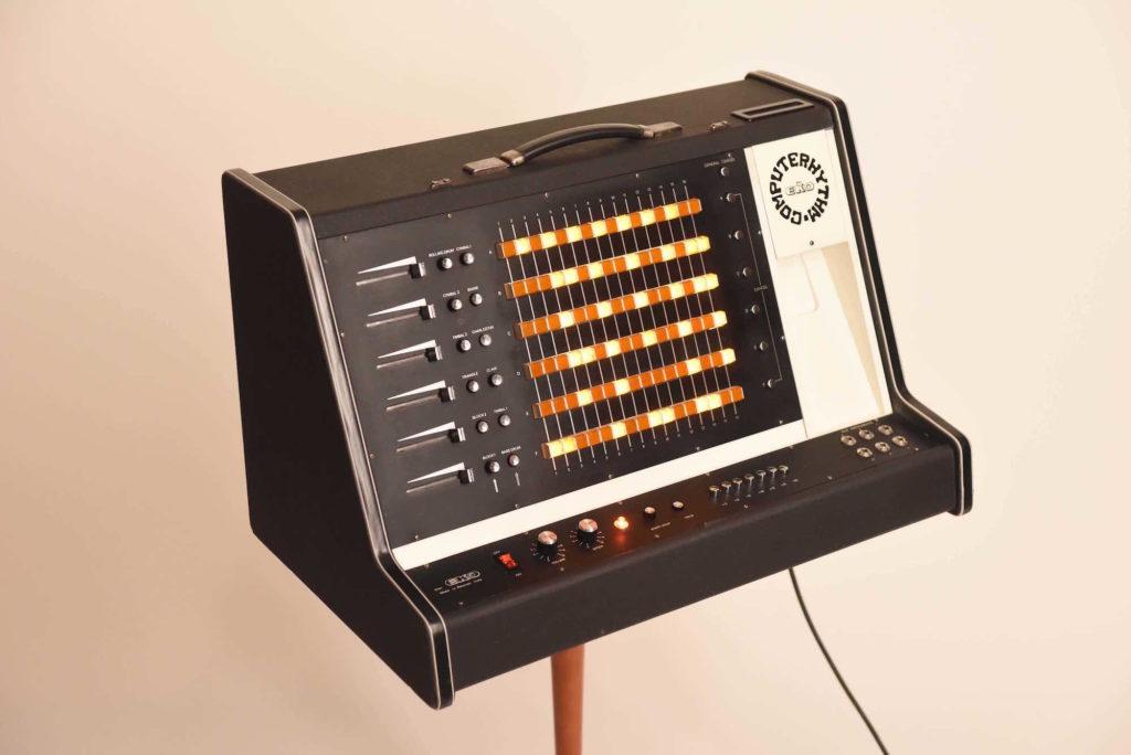 Eko Computerythm vintage synth sintetizzatori strumenti musicali