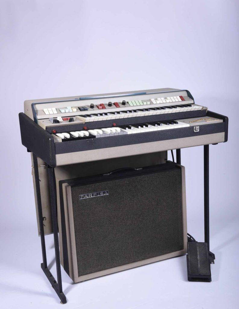 Farfisa Compact duo vintage synth sintetizzatori strumenti musicali