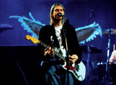 Fender Mustang Kurt Cobain In Utero chitarra guitar live strumenti musicali