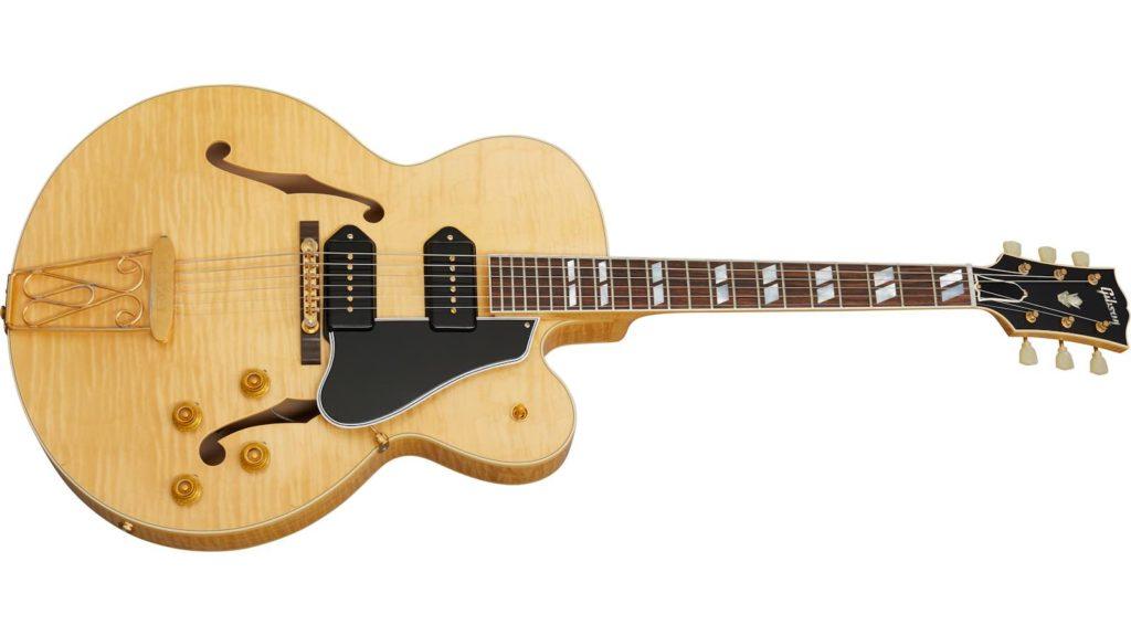 Gibson Chuck Berry 1955 ES-350T chitarra elettrica guitar gibson strumenti musicali