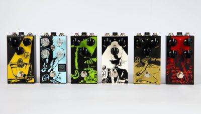 Greenhouse effects fx pedal stompbox frenexport strumenti musicali