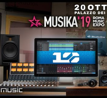 Midi Music Musika Expo 2019 native instruments producer dj presonus strumenti musicali