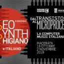 Museo del Synth sintetizzatore italia keyboard tastiera marche eventi strumenti musicali