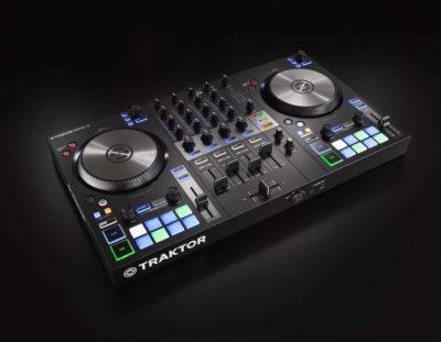 Native Instruments Traktor Kontrol S3 console controller dj midi music strumenti musicali