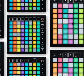 Novation Launchpad controller midi keyboard pad ableton producer dj midiware strumenti musicali