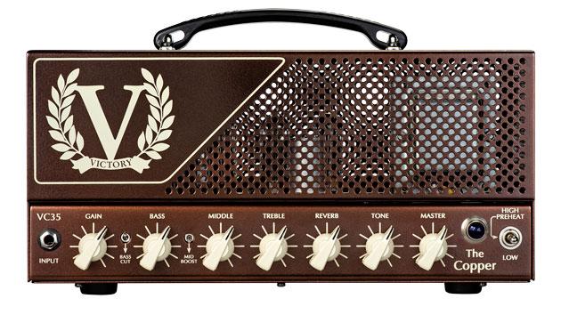 Victory Amps TheCopper strumenti musicali
