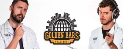 Røde Golden Ears Challenge concorso audio rec pro midi music strumenti musicali