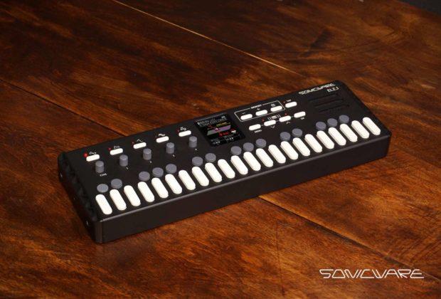 Sonicware synth midiware keyboard tastiera elz_1 strumenti musicali