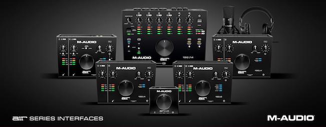 M-Audio Air Series strumenti musicali
