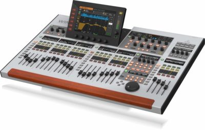 Behringer Wing console mix mixer live digital strumenti musicali