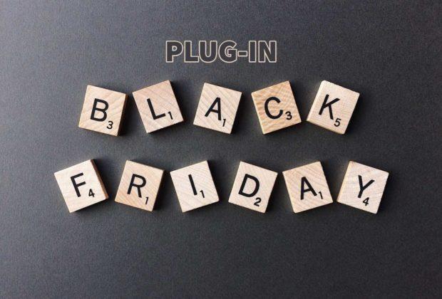 Black Friday plug-in audio 2019 virtual software daw producer