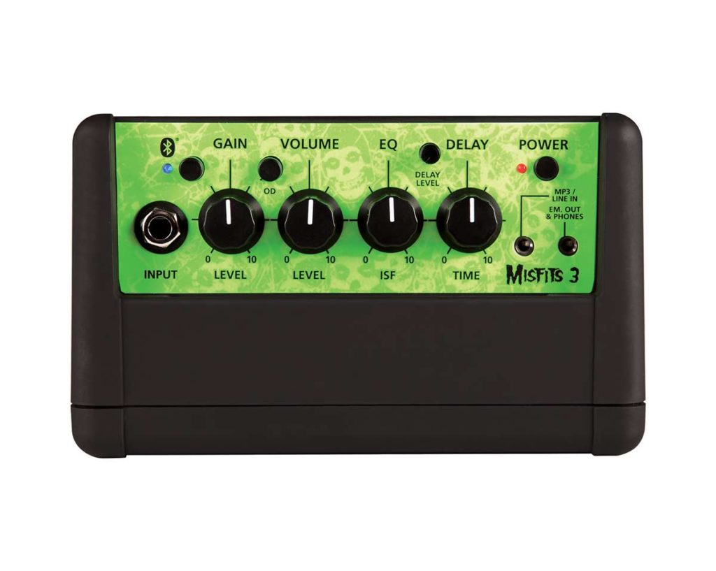 Blackstar The Misfits 3 Bluetooth amp chitarra guitar adagio strumenti musicali