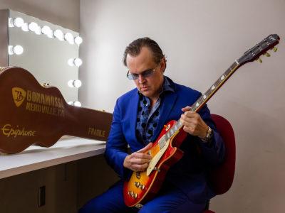 Epiphone Les Paul Standard Joe Bonamassa chitarra signature custom elettrica strumenti musicali