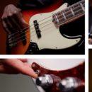 Fender American Ultra series telecaster stratocaster jazzmaster jazz bass guitar precision strumenti musicali chitarra elettrica guitar electric