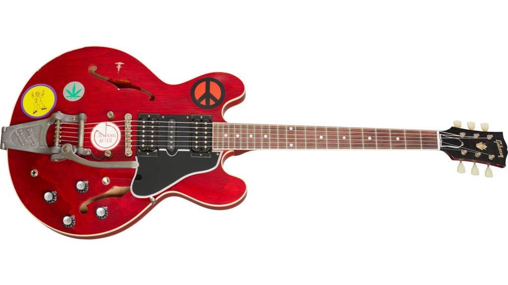 Gibson Alvin Lee ES-335 '69 Festival chitarra guitar custom shop strumenti musicali