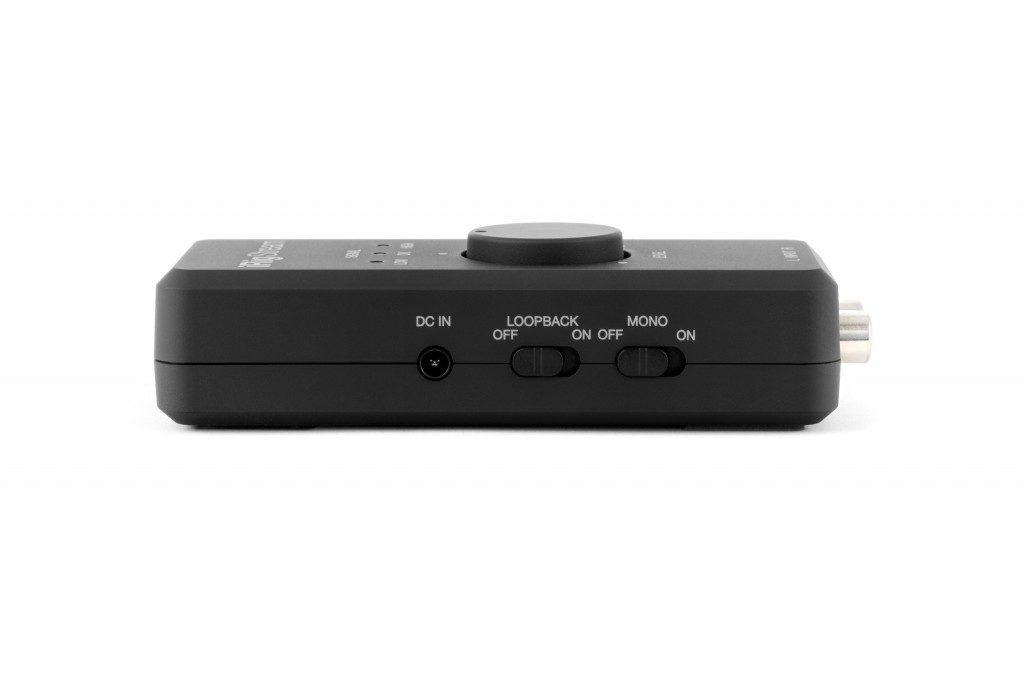 Ik Multimedia iRig Stream rec mobile smartphone tablet interfaccia audio mogar strumenti musicali
