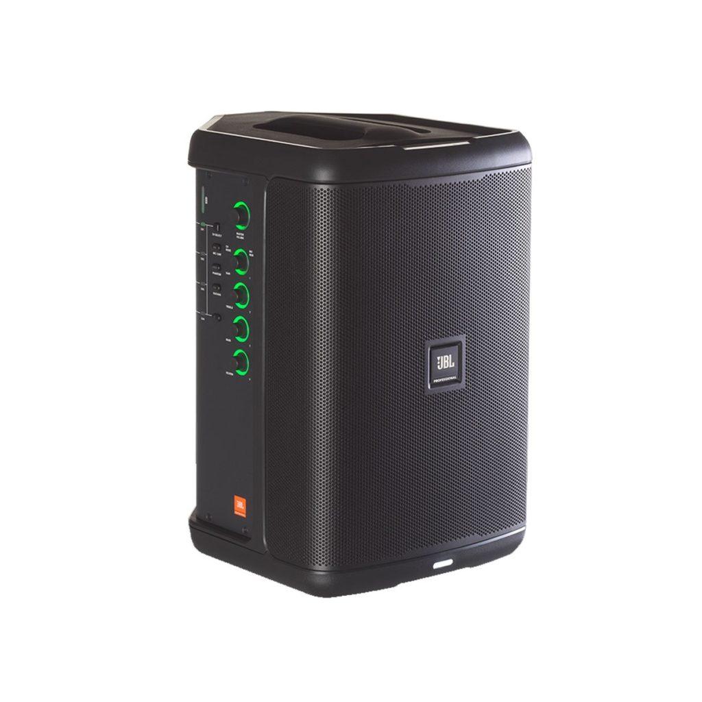JBL Pro EON ONE Compact speaker live music portable portatile leading tech strumenti musicali
